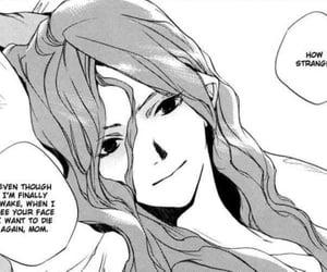 anime, juri mutou, and manga image