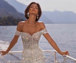 classy, luxury, and dress image