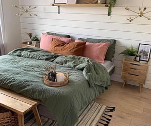 bohemian, room decor, and room inspiration image