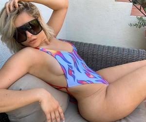 bikini and bebe rexha image