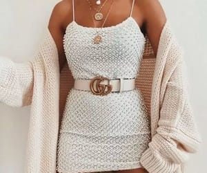 clothes, chic, and dress image