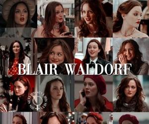 blair waldorf, girls, and girl image