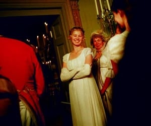 behind the scenes, film, and rosamund pike image