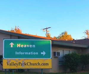 aesthetic, church, and heaven image