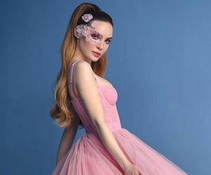 artist, belinda, and dress image