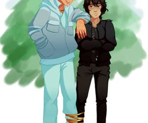solangelo, 3 legged death race, and seriously will image