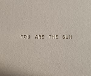 quotes, sun, and aesthetic image