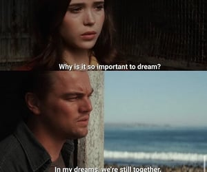Dream, inception, and movie image