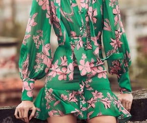 Alexis, chic, and shirt dress image