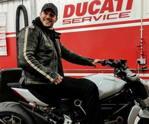 ducati, Henry Cavill, and motorcycle image