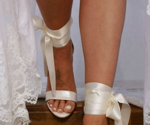 chic, dance, and wedding image