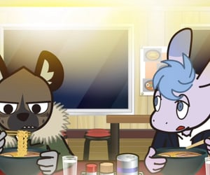 animal, netflix, and tadano aggretsuko image