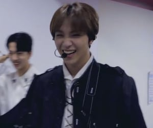 full sun, donghyuck, and nct image