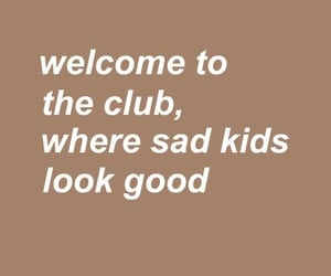 quotes, aesthetic, and sad image