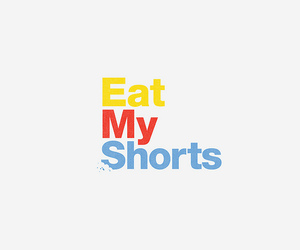simpsons, bart, and eat image
