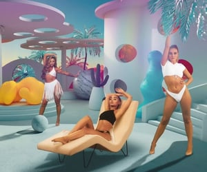 little mix and holiday image