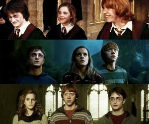 hermione, wallpaper, and hp image