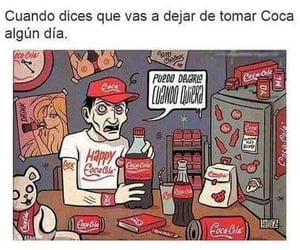 amor, coca cola, and cocacola image