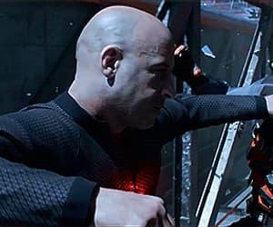 film, Vin Diesel, and bloodshot image