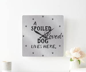 paw prints, dog quotes, and dog gifts image