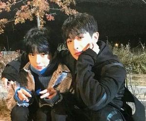 kpop, wonhyuk, and shin hoseok image