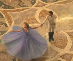 ball gown, disney, and fairy tale image