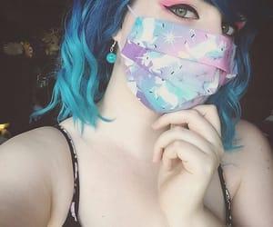 aesthetics, alt girl, and emo image