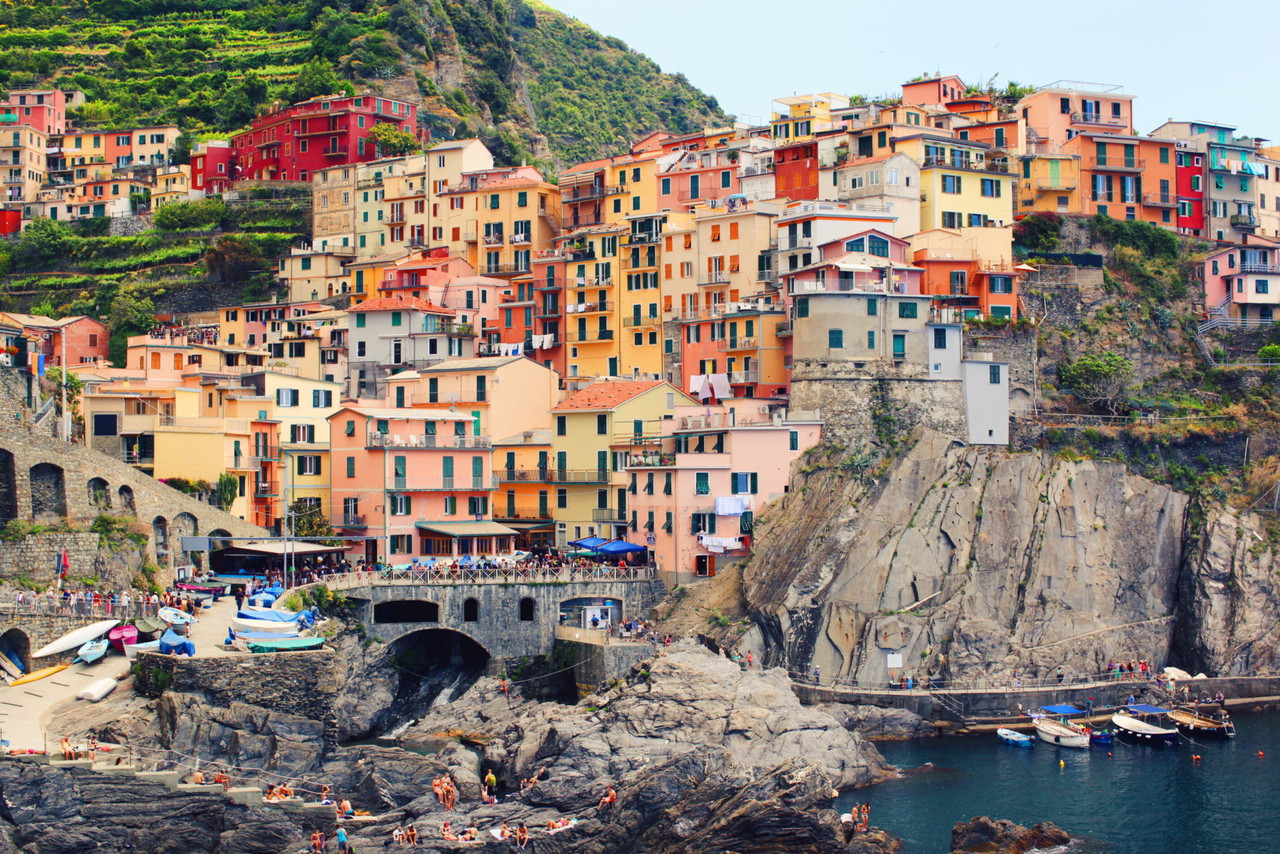 article, italy, and viaje image