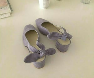 aesthetic, purple, and shoes image