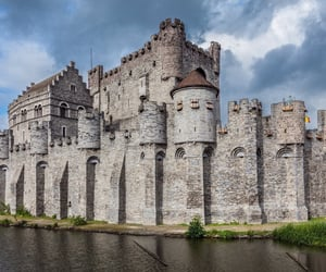 adventure, architecture, and belgium image