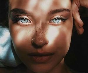eyes, alternative, and girl image
