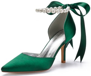 chaussure, heel, and shoes image