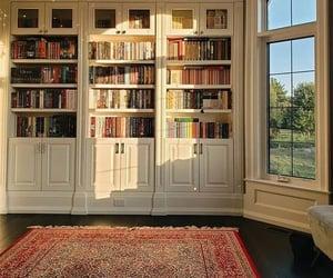books, castle, and college image