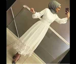 2020, fashion, and hijab fashion image