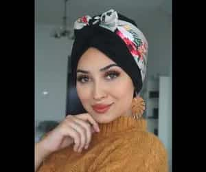 america, hijab fashion, and اطفال image