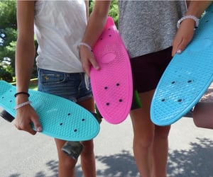penny board, quality tumblr, and tumblr quality image