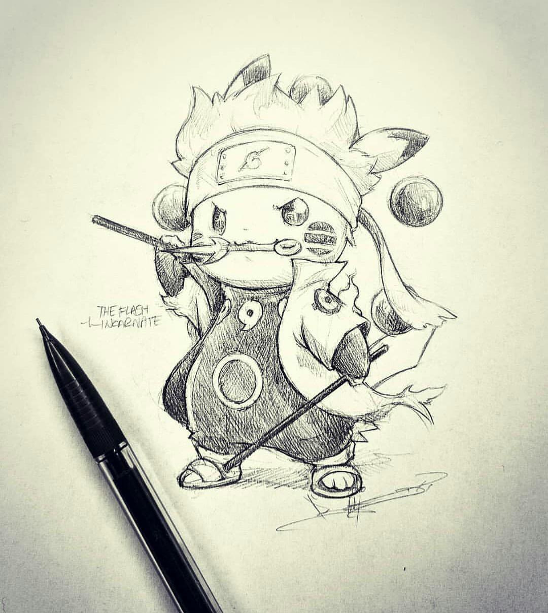 article, naruto, and pokemon image