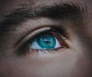 aesthetic, blueeyes, and eye image