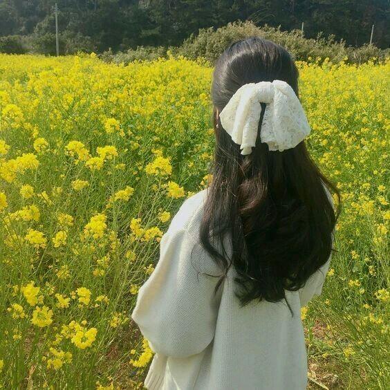 girl, flowers, and korean image