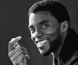 black panther, chadwick boseman, and rest in peace image