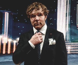 wwe, aew, and dean ambrose image