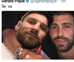 Barca, lol, and gerard piqué image