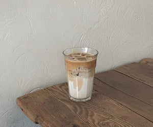 cafe, coffee, and drink image