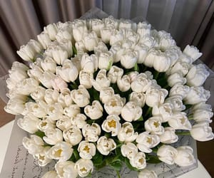 flowers, glamour, and style image