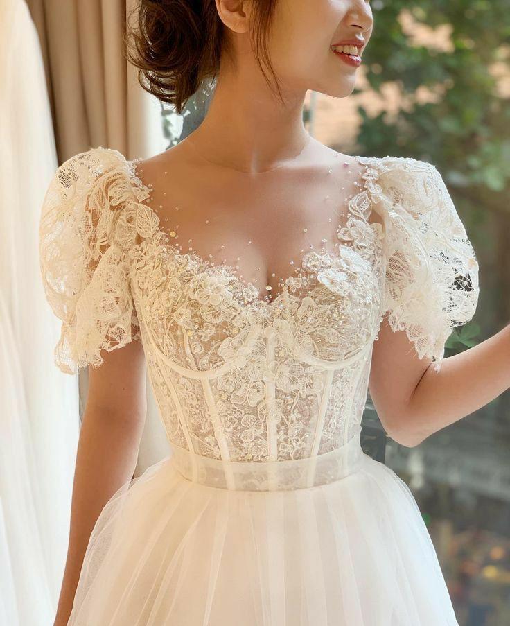 fashion, wedding, and bridal image