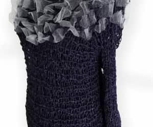 etsy, loose sweater, and handmade knit image