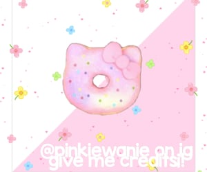 donut, overaly, and kpop image