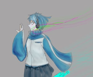 eñe, kagerou project, and kagepro image
