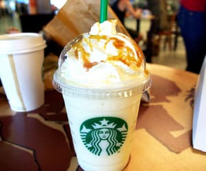 delicious, food, and starbucks image