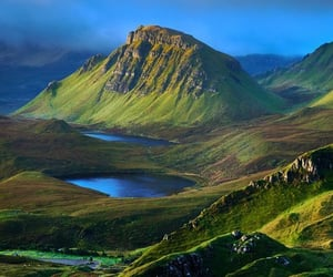 nature, scotland, and landscape image